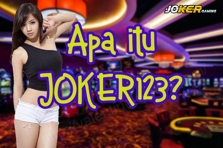 Apa itu JOKER123 ?